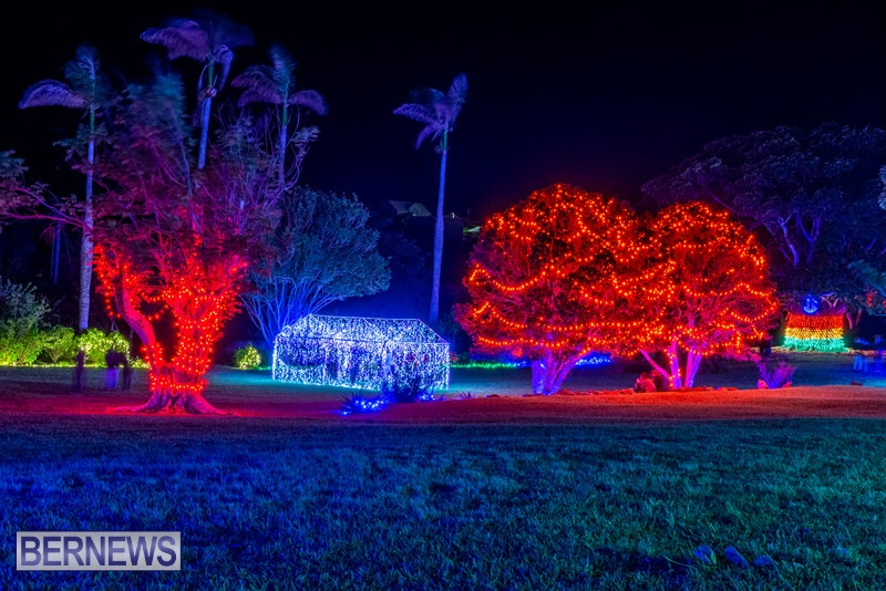 2019 BELCO Festival Of Lights Botanical Gardens Bermuda (11)