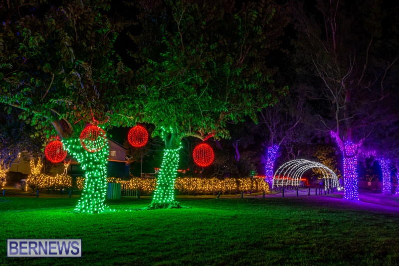 2019 BELCO Festival Of Lights Botanical Gardens Bermuda (13)