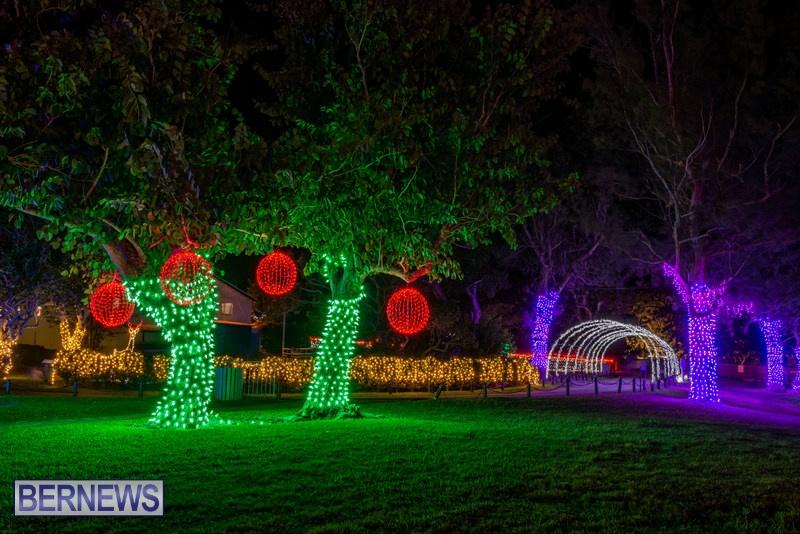 2019 BELCO Festival Of Lights Botanical Gardens Bermuda (13)