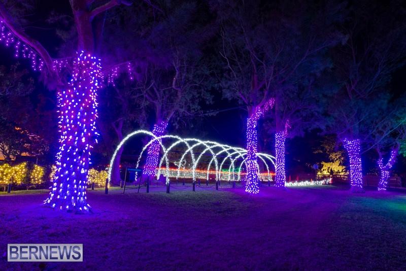 2019 BELCO Festival Of Lights Botanical Gardens Bermuda (2)