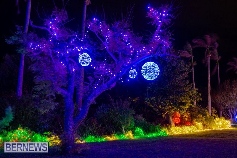 2019 BELCO Festival Of Lights Botanical Gardens Bermuda (3)