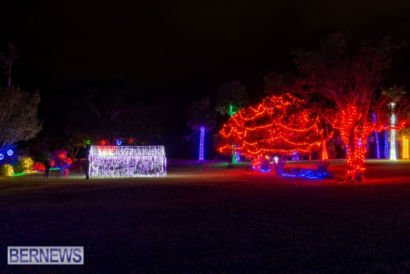 2019 BELCO Festival Of Lights Botanical Gardens Bermuda (4)