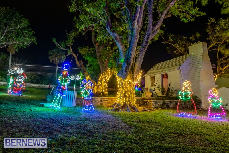 2019 BELCO Festival Of Lights Botanical Gardens Bermuda (9)