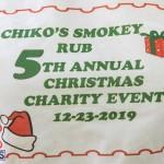 Chiko's Smokey Rub 5th annual Christmas Charity Event Bermuda, December 22 2019-5528