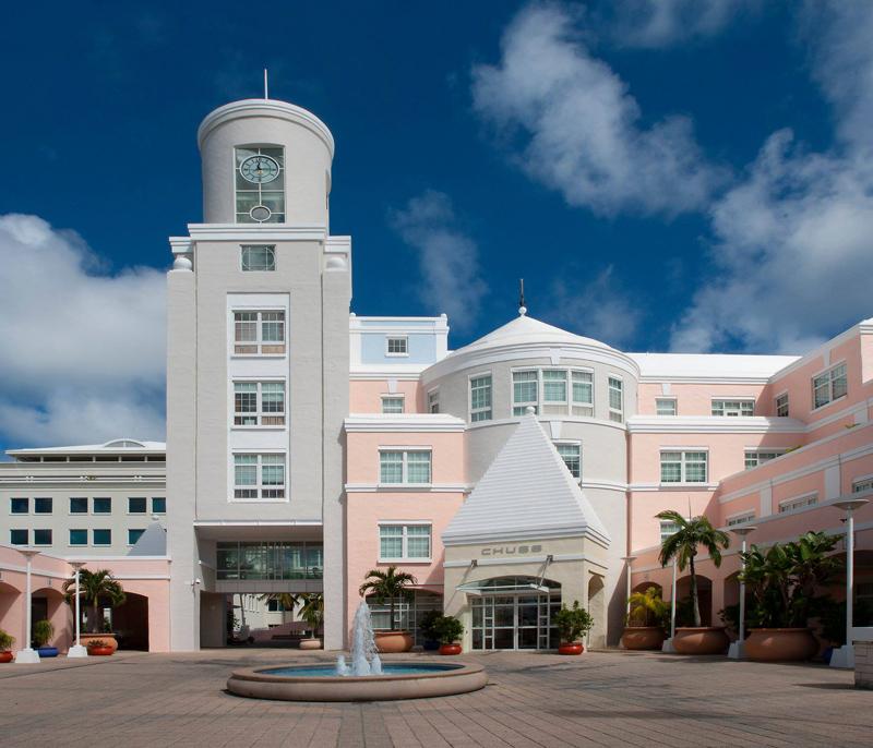 Chubb Bermuda December 2019