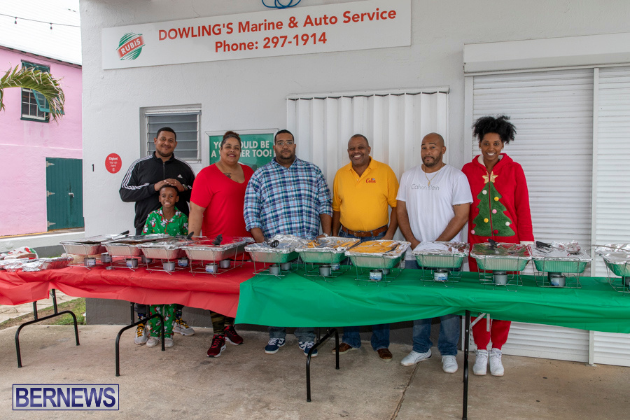 Dowling's Christmas Community Lunch Event Bermuda, December 25 2019-5576