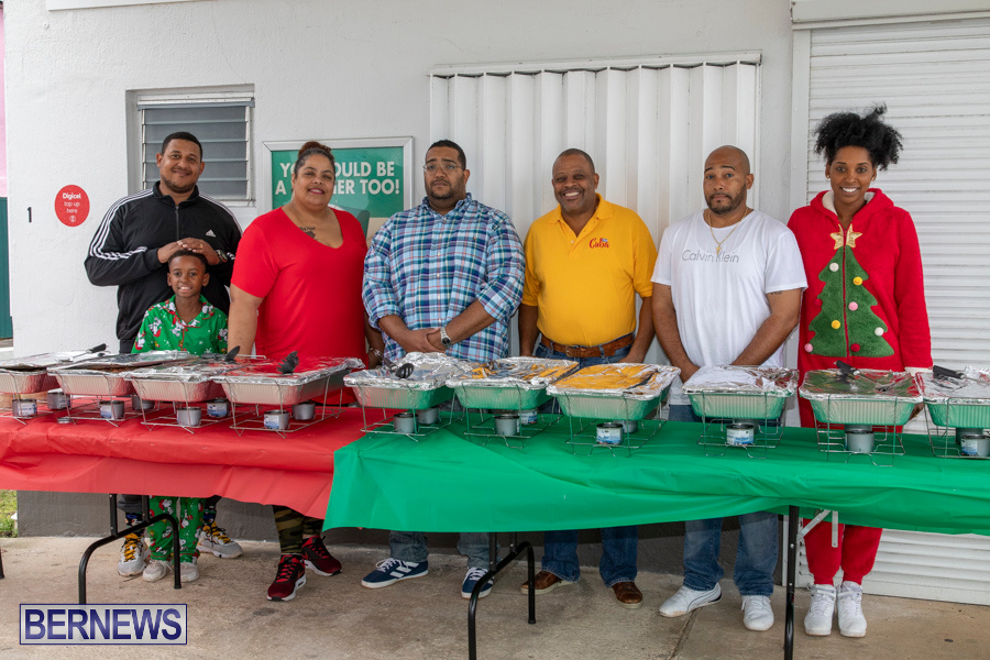 Dowling's Christmas Community Lunch Event Bermuda, December 25 2019-5577