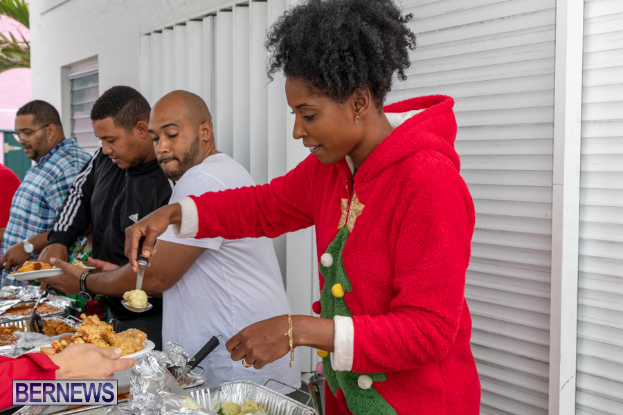 Dowling's Christmas Community Lunch Event Bermuda, December 25 2019-5588