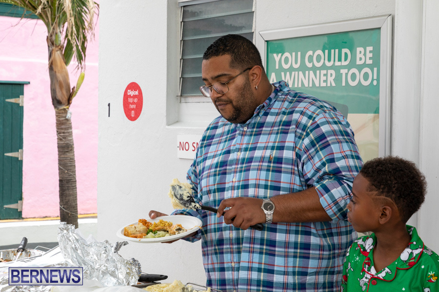 Dowling's Christmas Community Lunch Event Bermuda, December 25 2019-5595