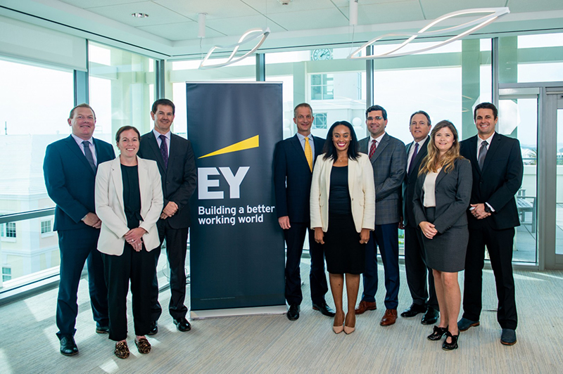 EY Reinsurance Event Speakers Bermuda Dec 5 2019