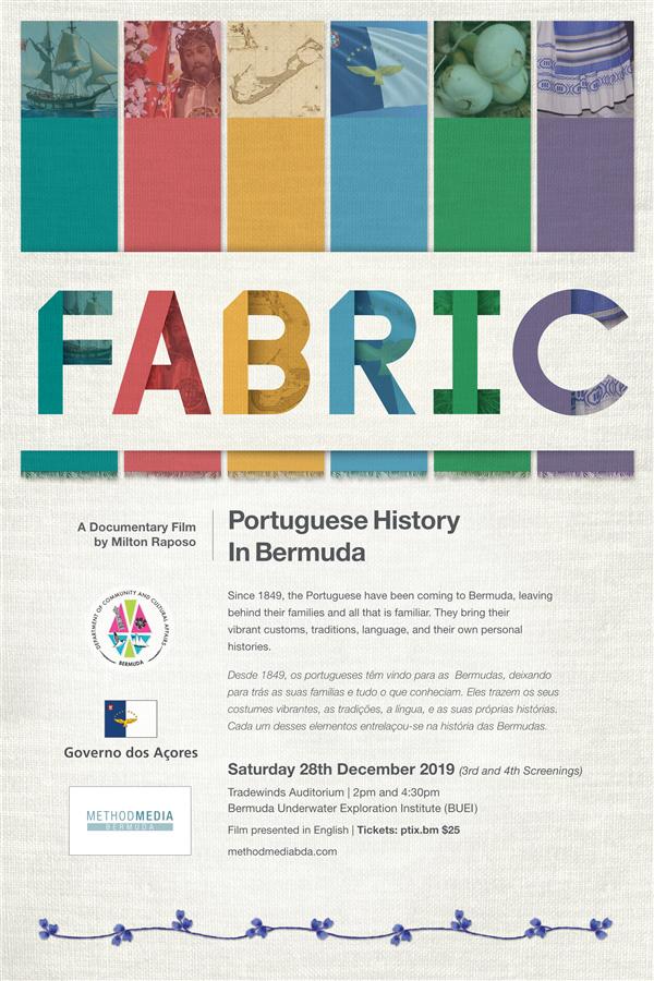 Fabric Bermuda Dec 2019
