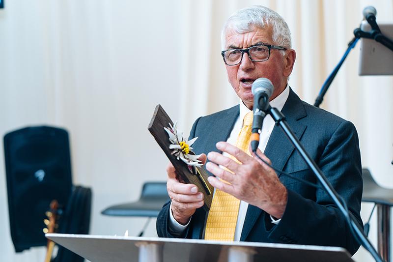 Giorgio Zanol Bermuda Dec 2019