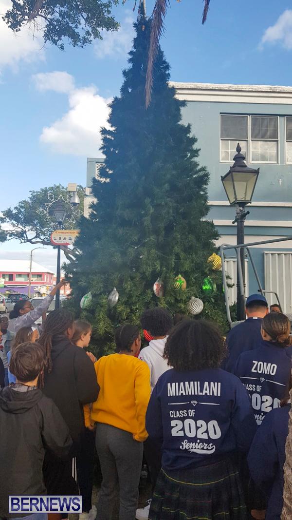 Hamilton Christmas Tree Decorating Bermuda, December 6 2019-07-17