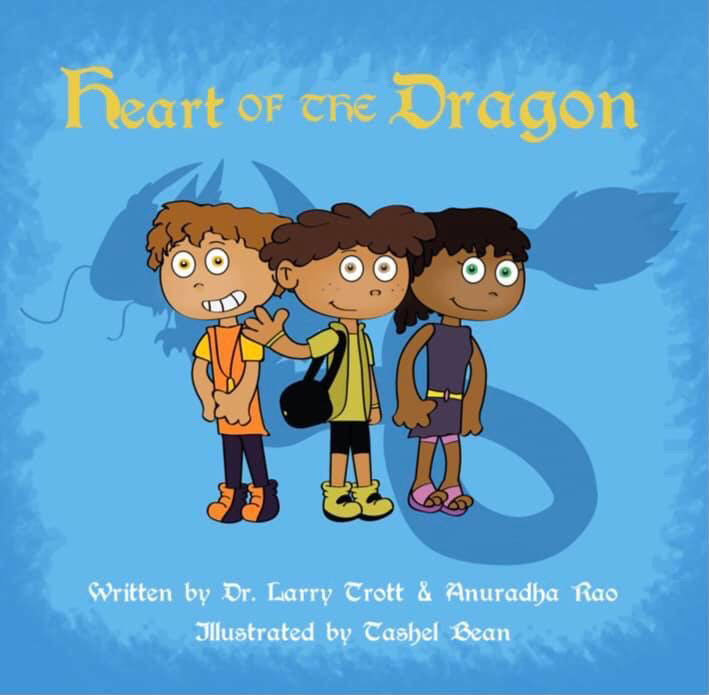 Heart Of The Dragon Childrens Book Bermuda Dec 2019