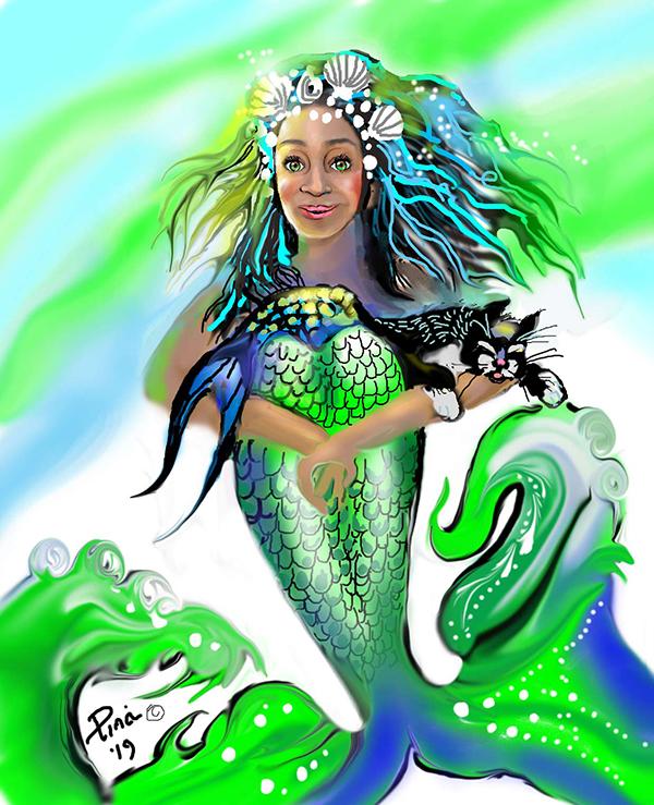 Mermaids & Mercats Book Bermuda Dec 3 2019 (4)
