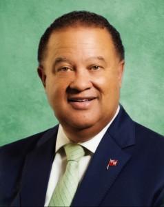 Minister Wayne Furbert Bermuda Dec 2019