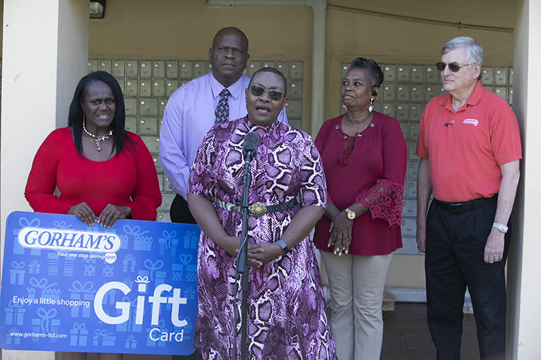 Post Office Sponsors Community Initiative Bermuda Dec 2019 (1)