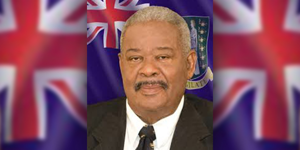 Ralph  O'Neal Bermuda Dec 2019