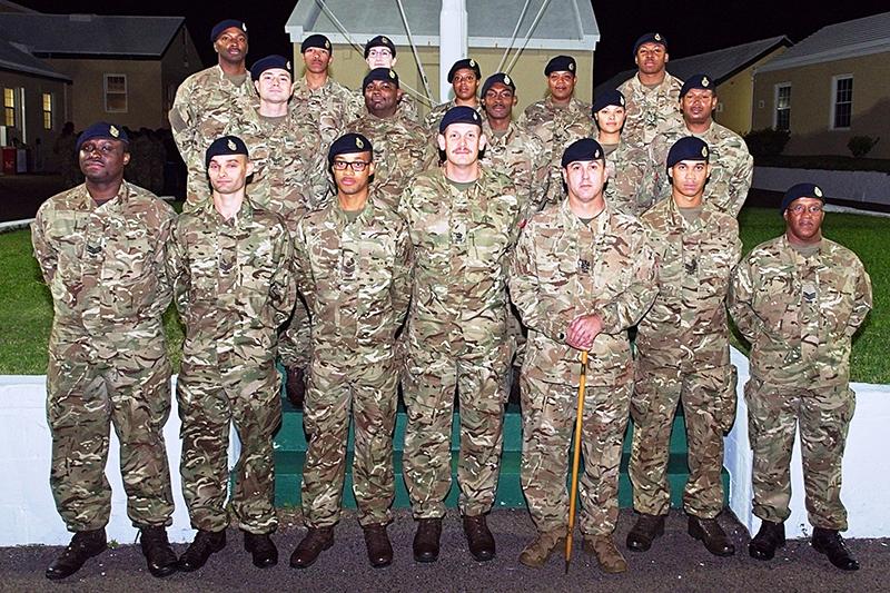 Regiment Bermuda Dec 13 2019