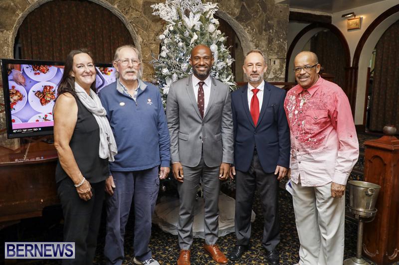 Restaurant Weeks 2020 Press Conference Bermuda Dec 4 2019