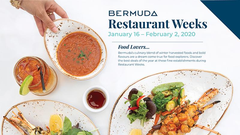 Restaurant Weeks Bermuda Dec 2019