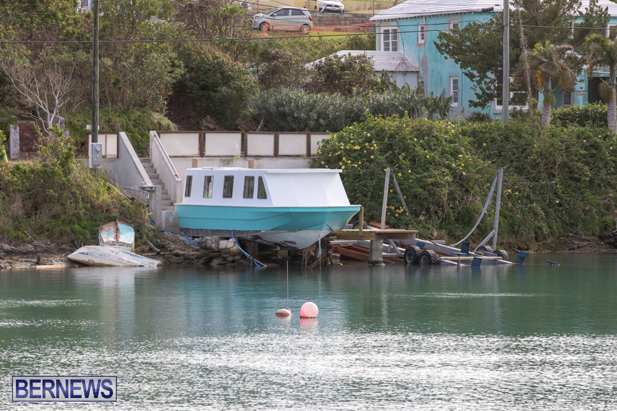 Shakedown Bottoms Up Boat Works Bermuda, December 14 2019-3828