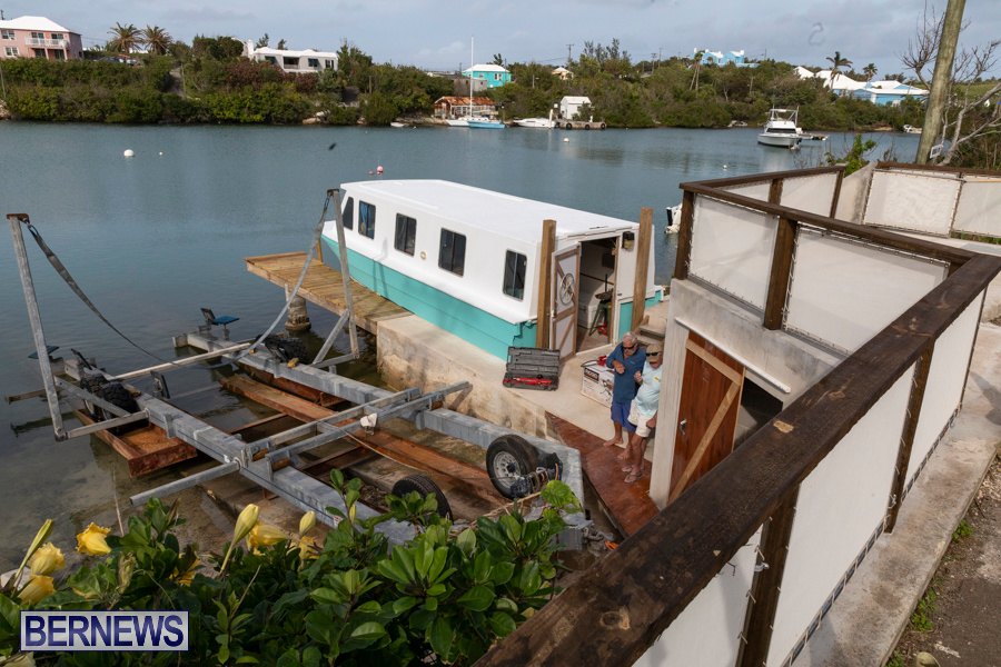 Shakedown Bottoms Up Boat Works Bermuda, December 14 2019-3854