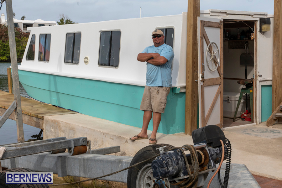 Shakedown Bottoms Up Boat Works Bermuda, December 14 2019-3871