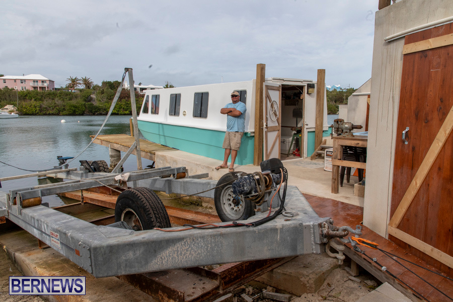 Shakedown Bottoms Up Boat Works Bermuda, December 14 2019-3872