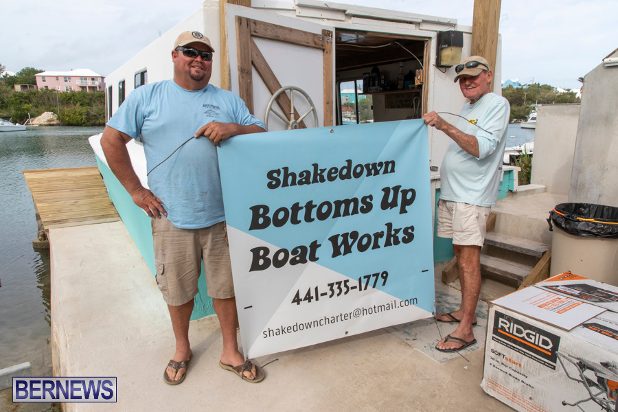 Shakedown Bottoms Up Boat Works Bermuda, December 14 2019-3875