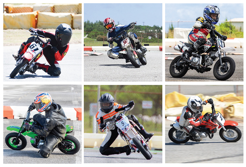 Youth Road Racers Bermuda Dec 2019