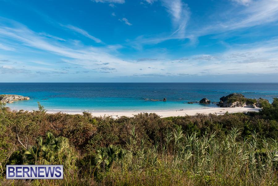 486 - One of the world's best beaches, Horseshoe Bay