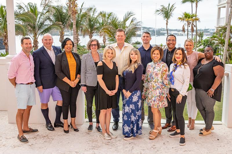 ALHI Representatives Bermuda Jan 2020