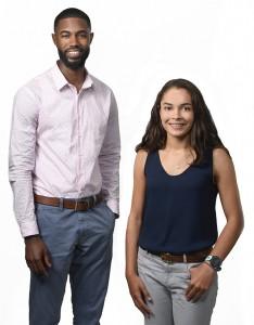 Amon Wedderburn & Brianna Mendes Bermuda Jan 2020
