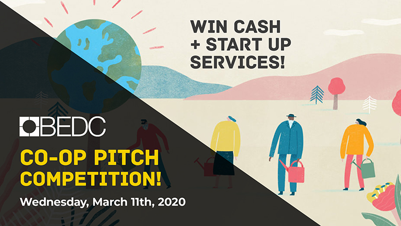 BEDC Coop Pitch Competition Bermuda Jan 2020