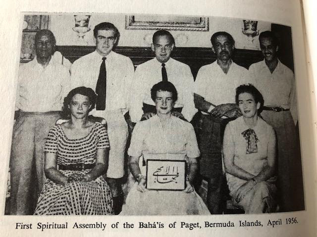 Bahá'í Community Black History Month Bermuda Jan 2020