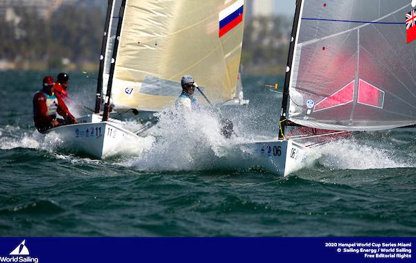 Bermuda sailors in World Cup Sailing Series in Miami Jan 2020 (4)