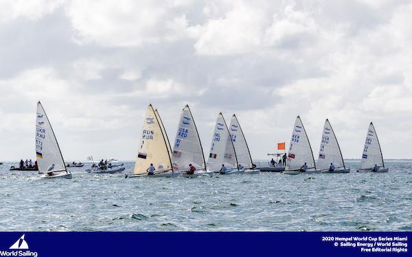 Bermuda sailors in World Cup Sailing Series in Miami Jan 2020 55 (1)