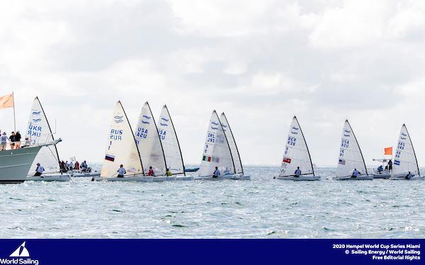 Bermuda sailors in World Cup Sailing Series in Miami Jan 2020 55 (3)