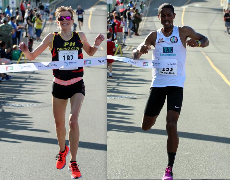 Butterfield & Vallis 5K Road Race Bermuda Jan 2020
