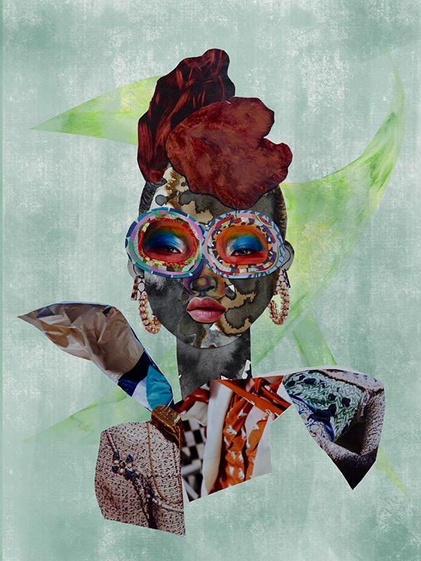 Gherdai Hassell Art Bermuda Jan 2020