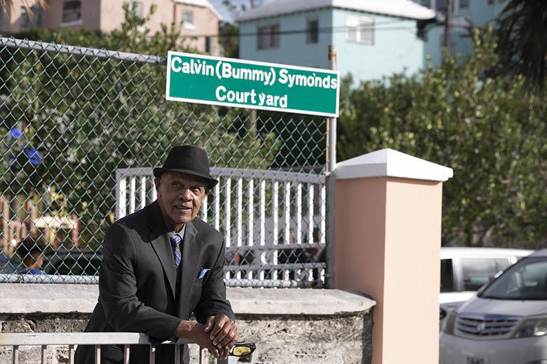Govt recoginises Calvin Bummy Symonds Bermuda Jan 2020 (3)