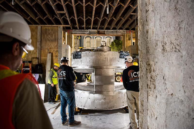 Hamilton Medical Center Installs MRI Technology Bermuda Jan 2020 (4)