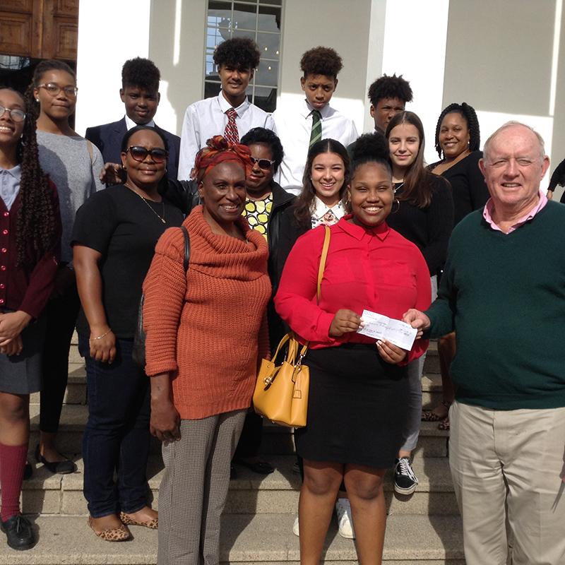 Hamilton Rotary Interact Club Bermuda Jan 2020 (1)
