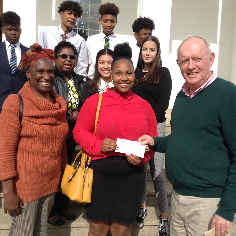 Hamilton Rotary Interact Club Bermuda Jan 2020 (2)
