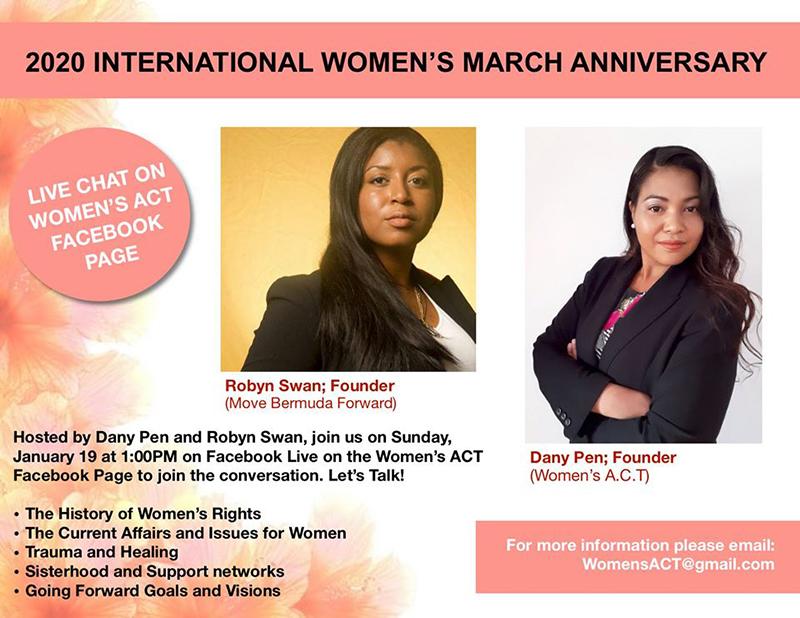 International Women's March Bermuda Jan 2020 (1)