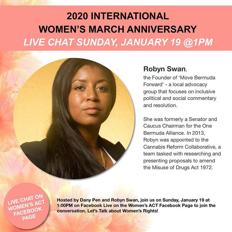 International Women's March Bermuda Jan 2020 (3)