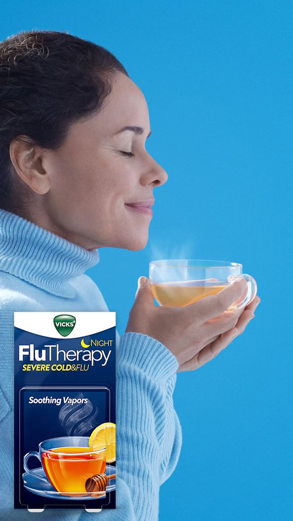 Lana Young Featured In Vicks FluTherapy Ad - Bernews