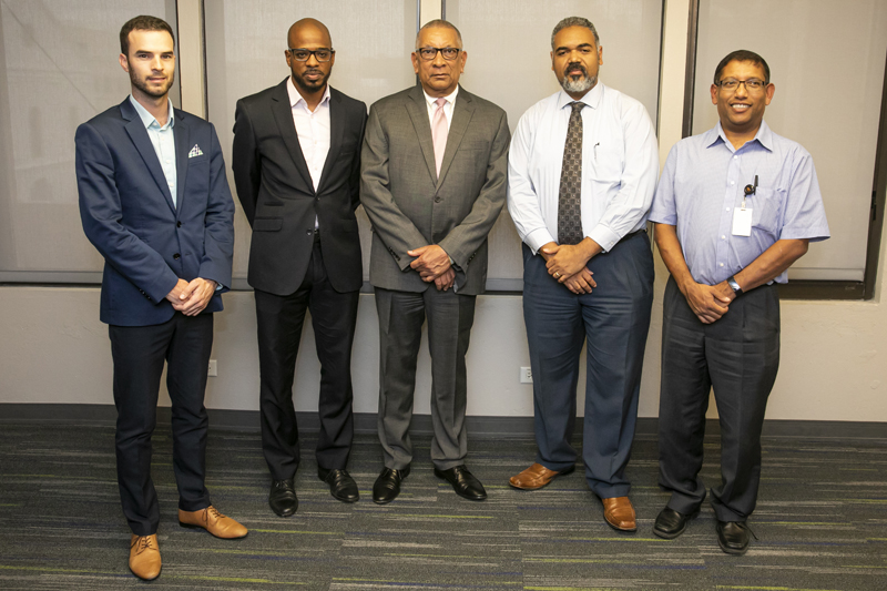 Ministry of Public Works joint initiative with Belco Bermuda Jan 2020