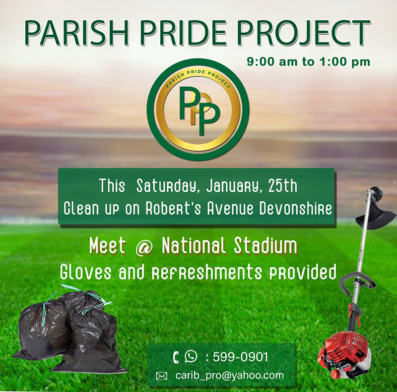 Parish Pride Project Landscaping Event Bermuda Jan 2020 (1)